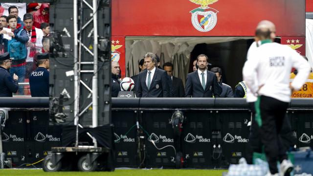 Jorge Jesus pode ir a tribunal na semana do Benfica-Sporting