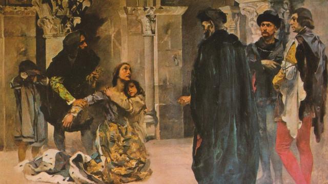 Coroação de Inês de Castro entre os espetáculos da Viagem Medieval