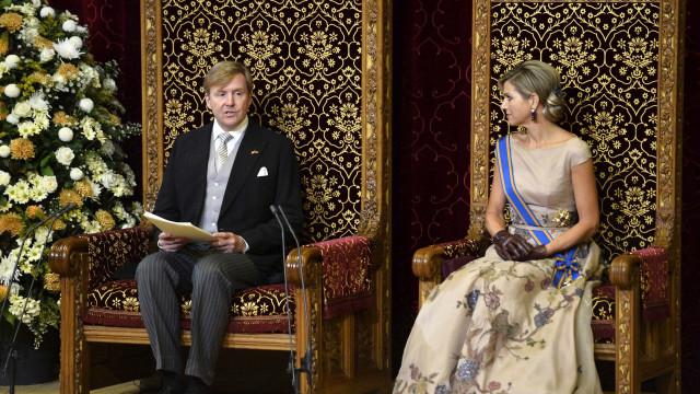 Máxima e Guilherme da Holanda visitam Portugal pela primeira vez