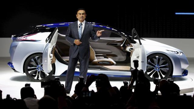Presidente da Nissan pode ser detido no Japão por violações financeiras