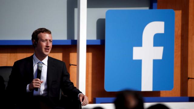 Não será Mark Zuckerberg a falar com autoridades britânicas