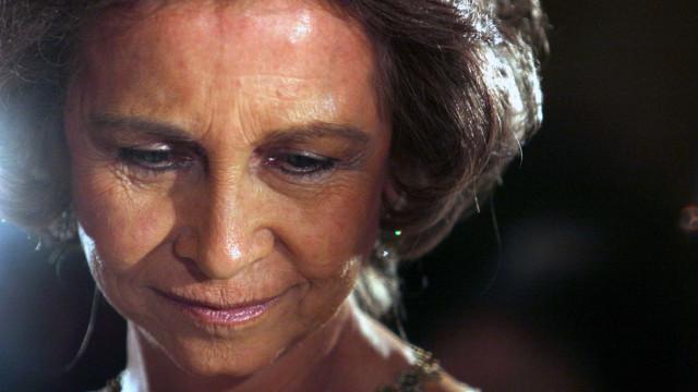 Rainha Sofia assiste em Lisboa a conferência sobre Alzheimer
