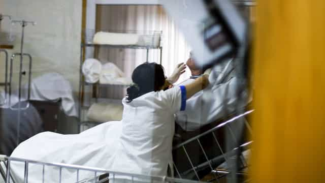 Isolados 26 doentes no hospital de Penafiel devido a bactéria