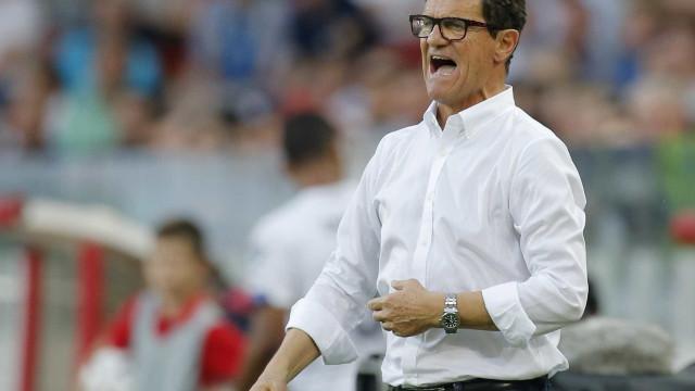 Capello 'descobre' em Itália o homem certo para render CR7 no Real Madrid
