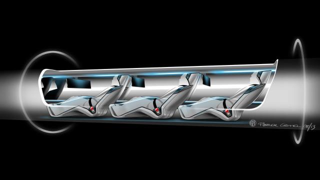 De Nova Iorque a Washington em apenas 29 minutos. Hyperloop vai ser real