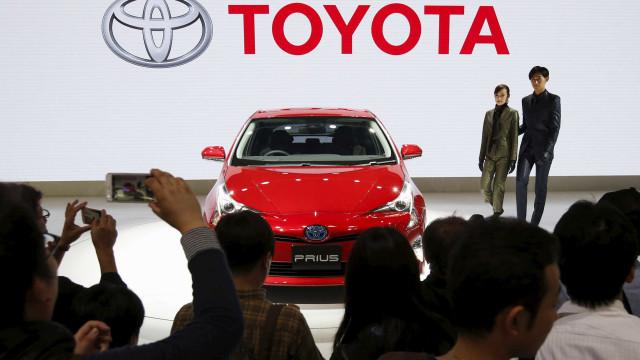 Toyota chama mais de 1 milhão de carros às oficinas, 2.690 em Portugal