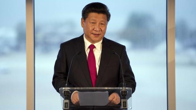 """China """"nunca vai procurar a hegemonia"""""""