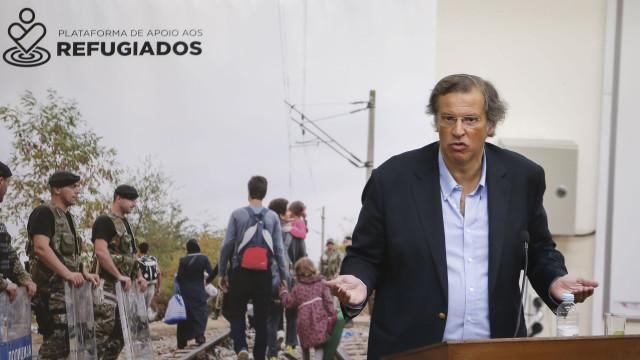 Plataforma quer aceitar desafio do Governo e acolher mil refugiados