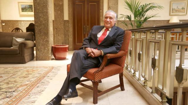 Presidente do Santander lamenta morte de Pedro Queirós Pereira