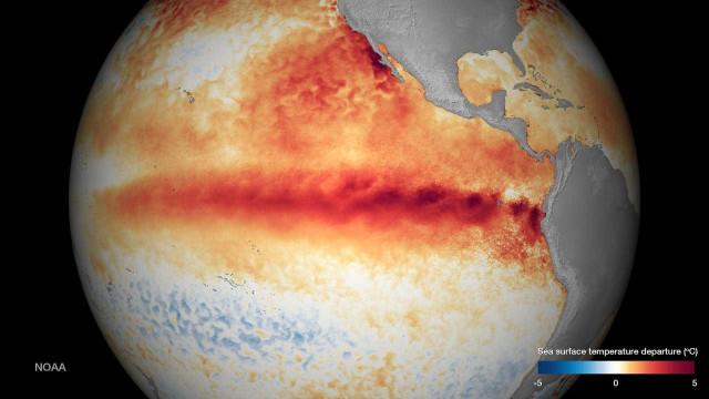 Austrália eleva alerta de ocorrência do El Niño na região