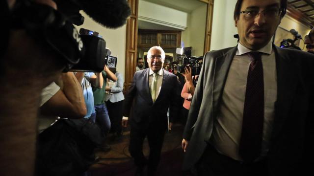 Costa diz que Governo colocou fim ao impasse do ramal da Lousã