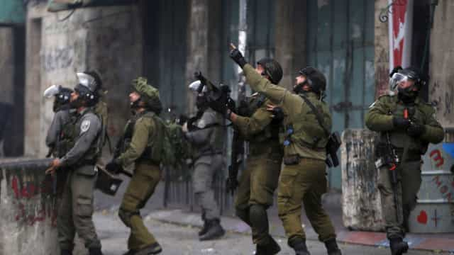 Forças israelitas destruiram habitação de palestiniano acusado de crime