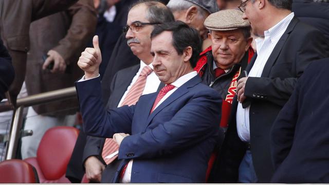 """Gomes da Silva quer Benfica """"no Marquês"""" e """"eles a chorar, com o Marques"""""""