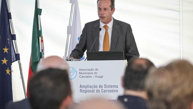 """Ex-secretário-geral do PSD Ribau Esteves diz que partido tem """"uma doença"""""""