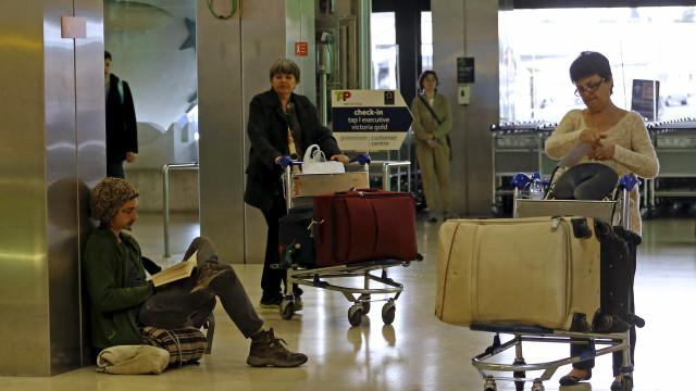 Ventos fortes podem condicionar aeroporto da Madeira entre os dias 5 e 8
