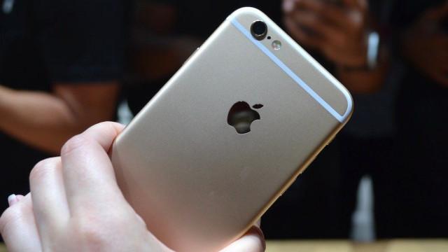 Atualização para iPhone interfere com a câmara