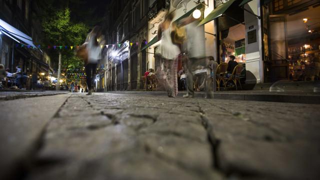 Guardas da GNR agredidos em zona de bares de Rio Maior. Dois detidos