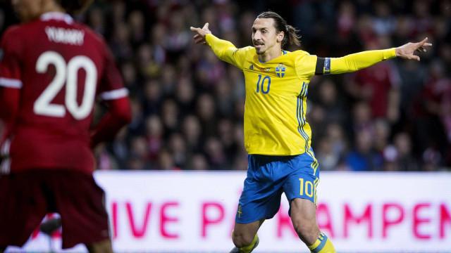 """Ibrahimovic e o Mundial: """"A FIFA não me pode impedir. Se quiser ir, vou"""""""