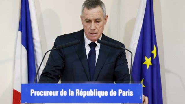 Pessoa próxima do terrorista está sob custódia, diz procurador de Paris