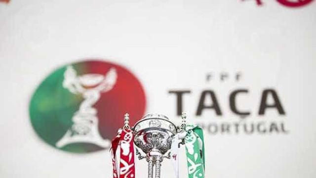 Sporting é o primeiro 'grande' a entrar em ação na Taça de Portugal