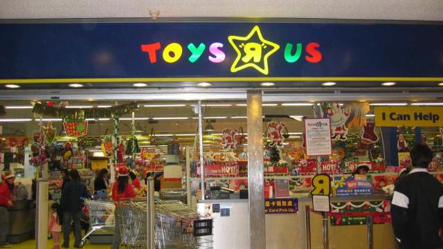 Toys R Us abre falência nos Estados Unidos e Canadá. Futuro é incerto
