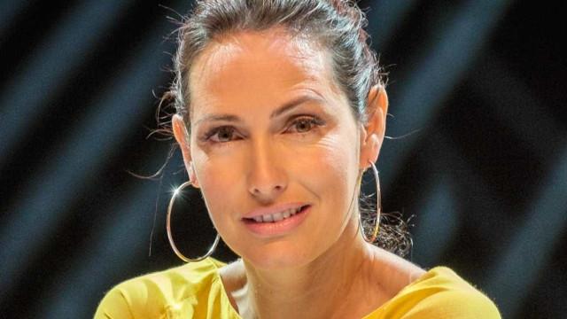 """Fernanda Serrano desfruta de uns dias de descanso no """"paraíso"""""""