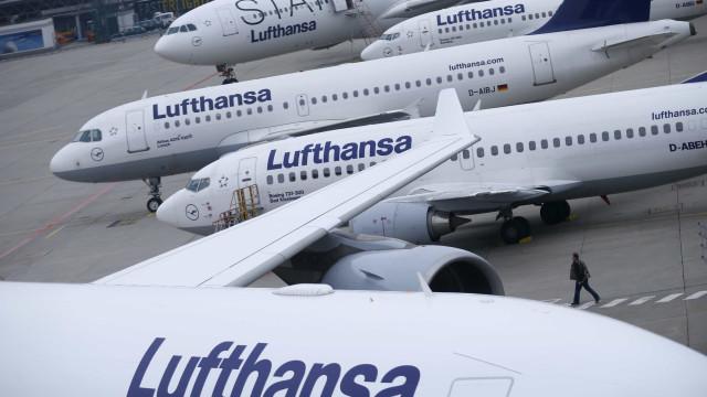 Luthansa processa passageiro por não apanhar voo marcado