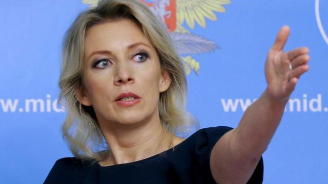 """Moscovo acusa EUA de conduzirem Coreia do Norte para uma """"catástrofe"""""""