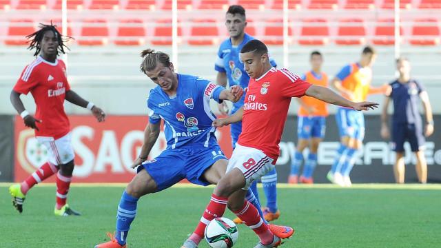 Benfica condenado a pagar indemnização milionária por Bilal Ould-Chikh