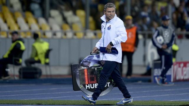 FC Porto oficializa chegada de novo treinador para a equipa B