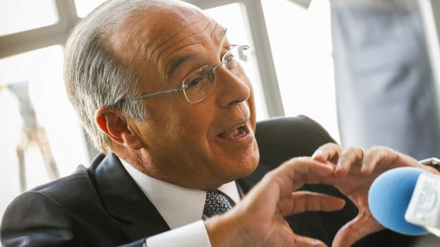 """""""Centeno no Eurogrupo é uma válvula de segurança para o rigor orçamental"""""""