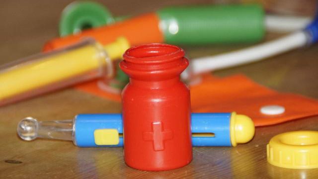 Plástico reciclado com químicos perigosos em brinquedos em Portugal