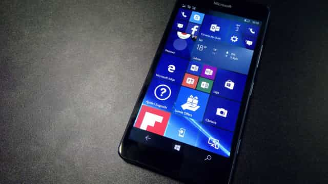 Microsoft anuncia fim do Windows 10 Mobile