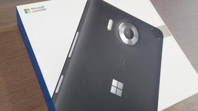 Surpresa. A Microsoft voltou a vender smartphones Lumia