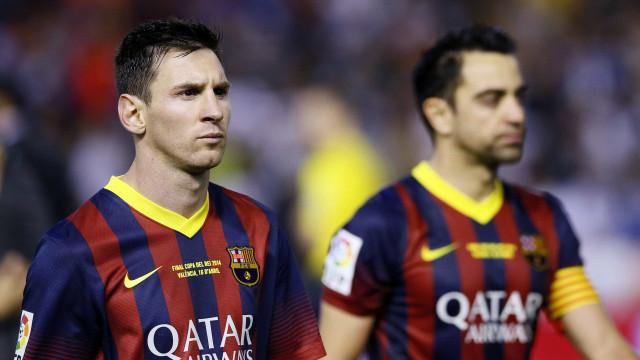 """""""Cristiano Ronaldo? Com Messi não há comparação possível"""""""