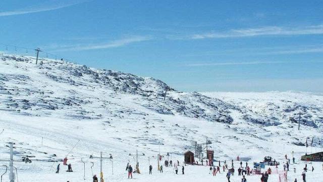 Na Serra da Estrela é preciso poupar no inverno para viver no verão