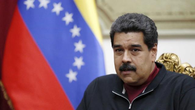 Maduro recebeu carta de acreditação de embaixadores de Portugal e da UE
