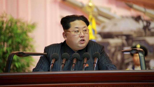 Coreia do Norte acusa EUA de terem tentado matar Kim Jong-Un
