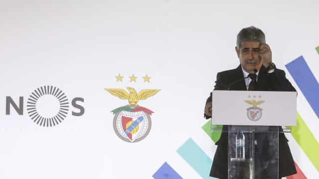 Filho de presidente do Benfica nega ter dívida fiscal