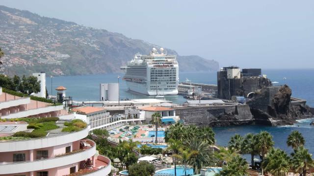Ampliação do porto do Funchal está orçamentada em 100 milhões de euros