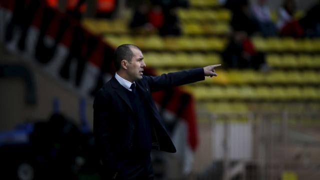 Atenção Leonardo Jardim: 'Vice' do Monaco admite saídas e 'risca' Sanchéz