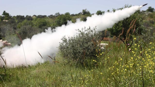 Síria: Israel anuncia interceção de rocket disparado do território sírio