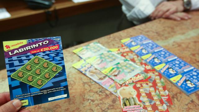 Quase metade da população aposta em jogos da fortuna ou azar