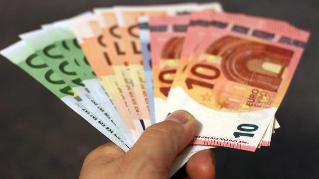 Apreensão de notas falsas duplicou. Nota de 20 euros é a mais 'perigosa'