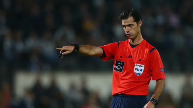 Carlos Xistra apita FC Porto-Moreirense