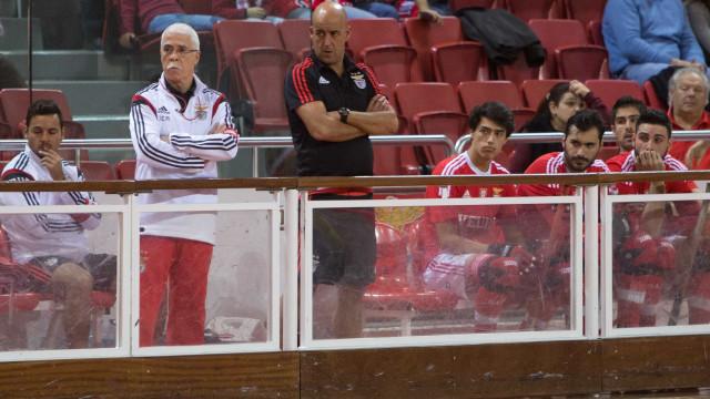 """Líder dos árbitros de hóquei condena """"pressão"""" do treinador do Benfica"""