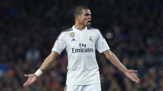 A exigência de Pepe que afastou Real Madrid, Inter e PSG