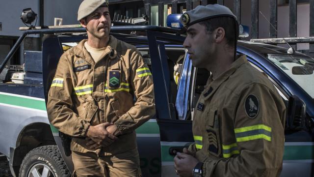 GIPS da GNR recebe novas viaturas para fiscalização e combate aos fogos