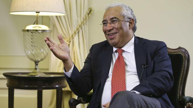 Costa destaca reconhecimento da performance económica portuguesa