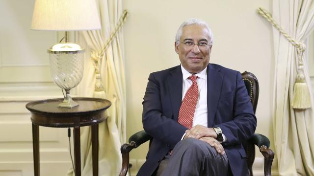 Costa: Desagravamento do IRS, aumento das pensões e apoio ao investimento